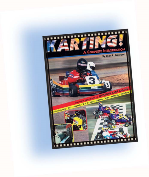KARTING A COMPLETE INTRODUCTION,  a book