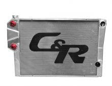 Late Model Modified C&R radiator
