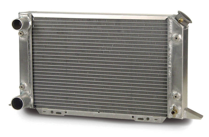 Radiator 13 x 21 Drag LH w/1.50in Inlet/O