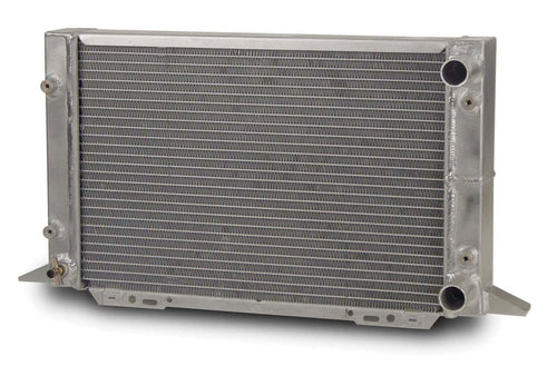 Radiator 13 x 21 Drag RH w/1.25in Inlet/O