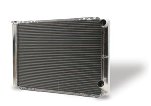 GM Radiator 19in x 28in Dual Pass