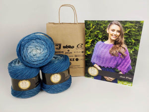 EYB-Kit Annie Wrap in Arenaria