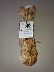 Round Mountain Fibers: Botany Collection