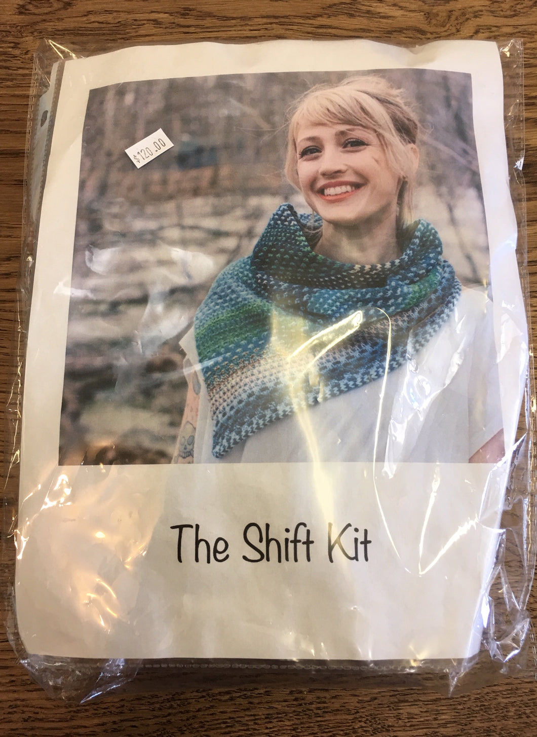 KIT   Shift Kit by Spincycle Yarns