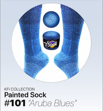 Load image into Gallery viewer, KFI Collection: Painted Sock