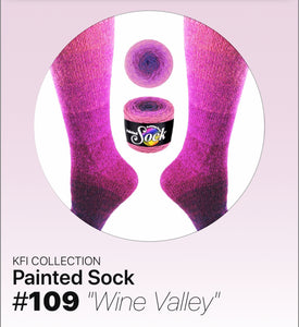 KFI Collection: Painted Sock