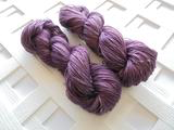 Purple Lamb: So Silky Sock