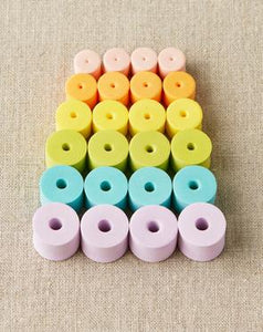 Cocoknits: Colorful Stitch Stoppers