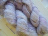 Load image into Gallery viewer, Purple Lamb: Alpaca Lace Cloud