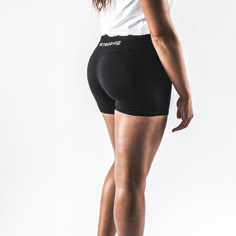 Bodied Yoga Training Shorts