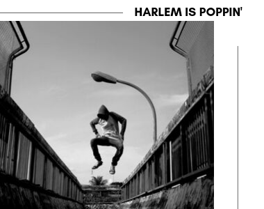 Woozik Loves Harlem: A tribute to Litefeet