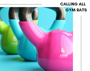 Calling all Gym Rats!