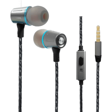 Earphone with hd microphone