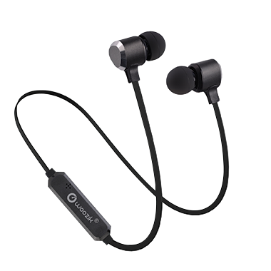 M600 - Metal Magnetic Wireless Earbuds