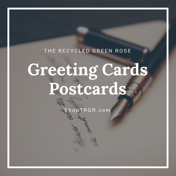Vintage Greeting Cards and Postcards!