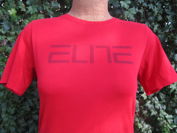 Nike Elite, Dri Fit, XL Red Short Sleeve T-Shirt, FREE Shipping