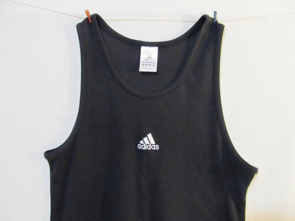 Adidas XL Black Tank, FREE Shipping