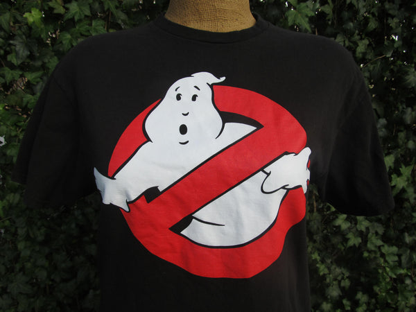 I Aint Afraid of No Ghost, Ghostbusters Black Short Sleeve T-Shirt