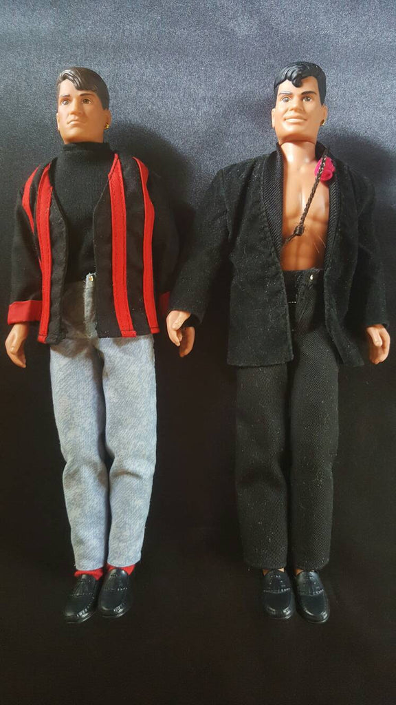 New Kids on the Block Dolls, NKOTB 1990s