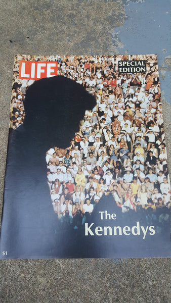 LIFE Magazine The Kennedys Special Edition, 1968