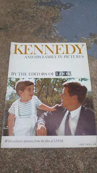 LOOK, POST - JFK - 1960's lot of Magazines, President of the usa, Kennedy