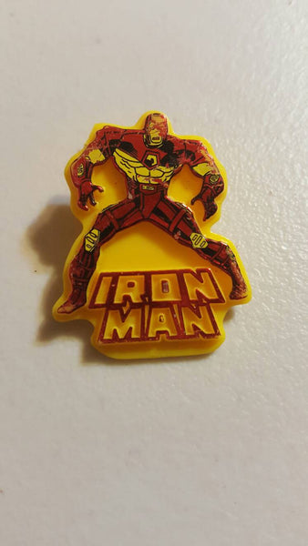 IRON MAN vintage clip, FREE Shipping
