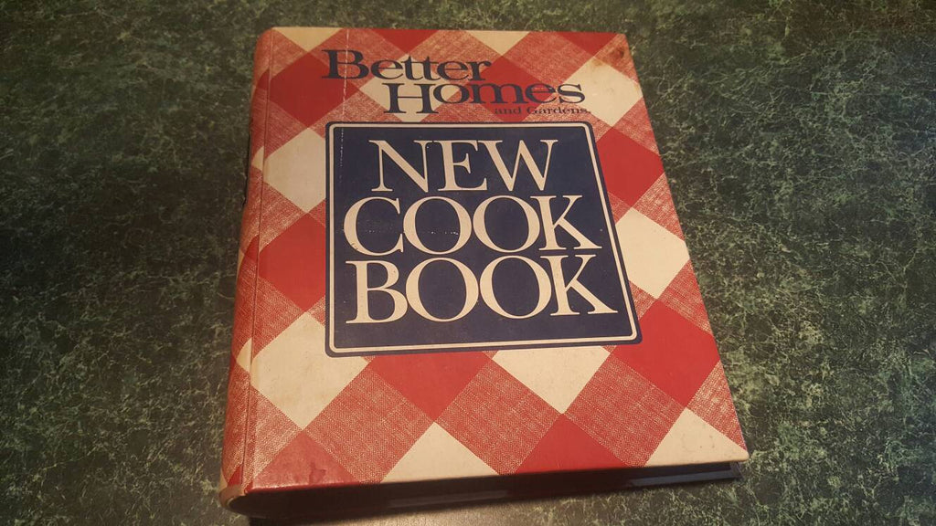 Plaid, Better Homes and Gardens New Cook book