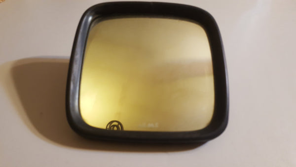 Acme Square Mirror, from a vintage vehicle, for trucks, rat rods, wreckers, etc