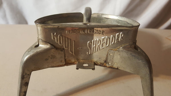 Mouli Shredder, france