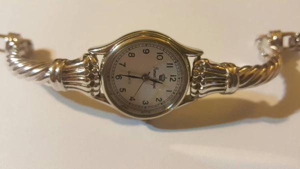 Premier Designs, Silver Watch, wristwatch