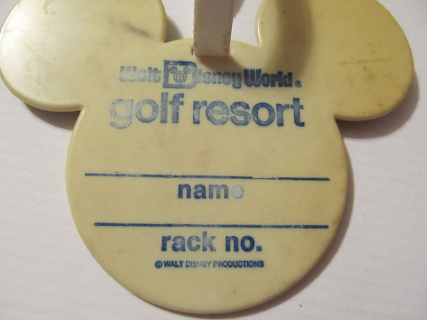 Walt Disney World, Mickey Mouse, Golf Resort