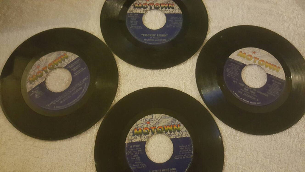 Michael Jackson and the Jackson 5 records