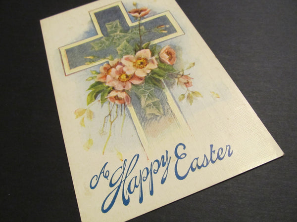 A HAPPY EASTER Postcard, FREE Shipping