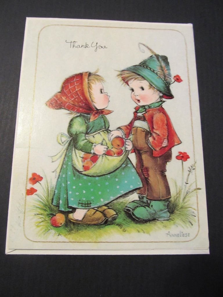 Thank You Greeting Card Free Shipping Therecycledgreenrose