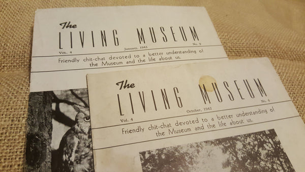 The Living Museum, 1940's Magazines