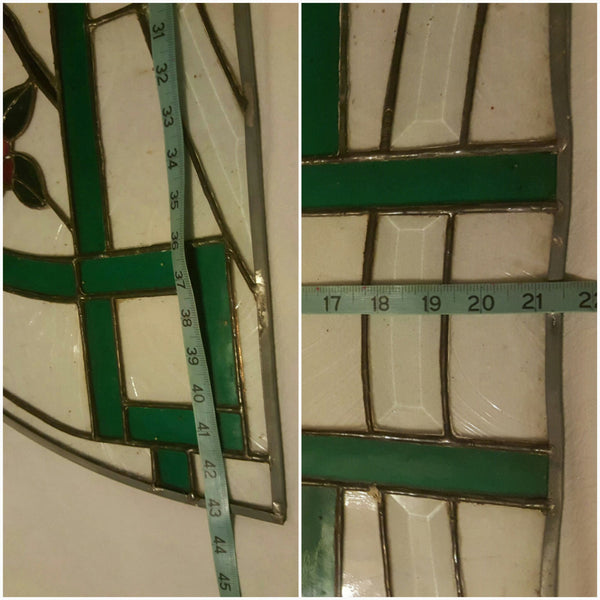Stained Glass Panel display