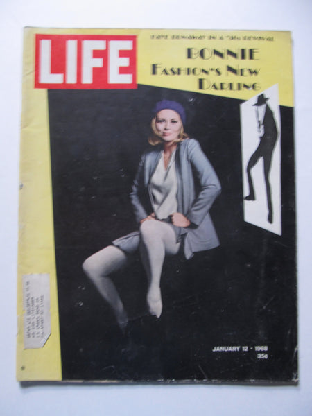 January 12, 1967, Bonnie Fashion's New Darling, LIFE Magazine, Catsup