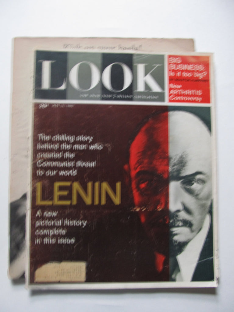 LENIN, LOOK Magazine