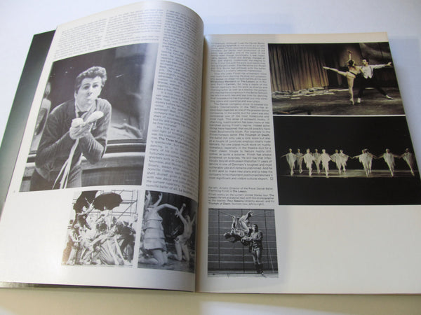 Royal Danish Ballet, Kennedy Center, Performing Arts, Ballet Souvenirs, Booklets, magazine, 1980s performers, ballet articles, ballets