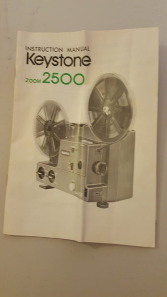Zoom Movie Projector, Keystone, 8mm, FREE Shipping