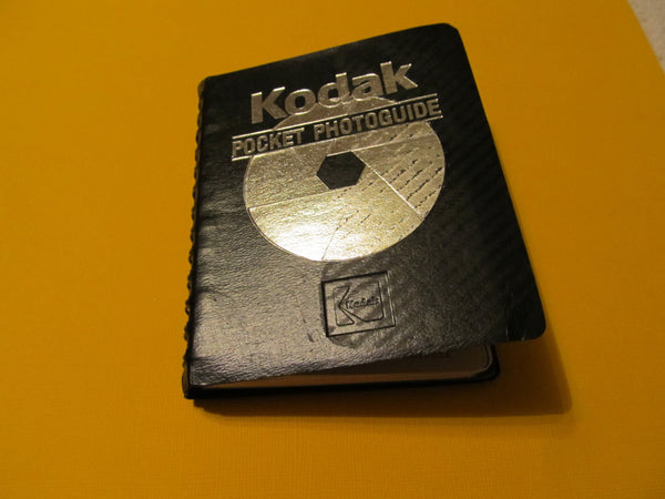 KODAK Pocket Photoguide Book, Photography Helper, Old School Photographs, Photographs Booklet, Camera Booklet, Camera Education