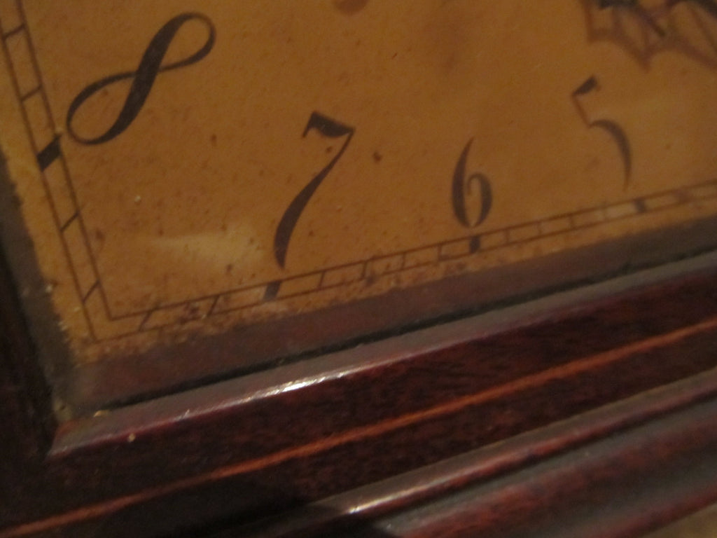 The Hammond Clock, Antique Clock, Hammond clocks, cool face numbers, gorgeous hands, parts or repair