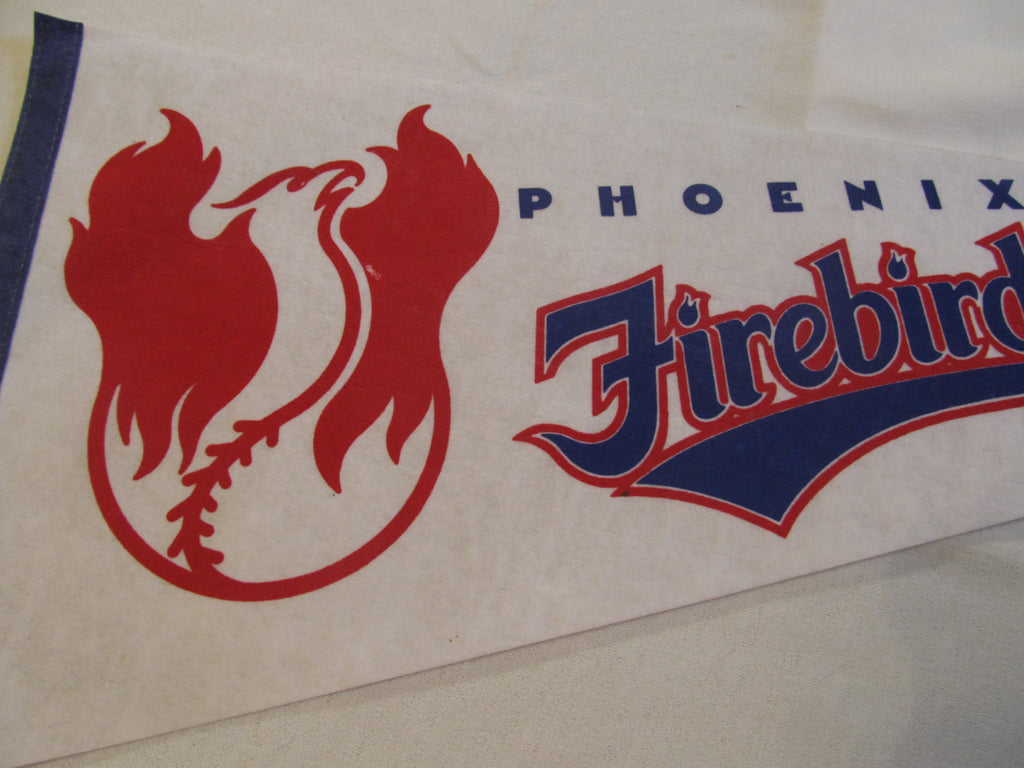 Phoenix Firebirds, Triple A PCL, Pennant, Souvenirs, Pennents, Pennants, Travel Collectibles, FREE shipping