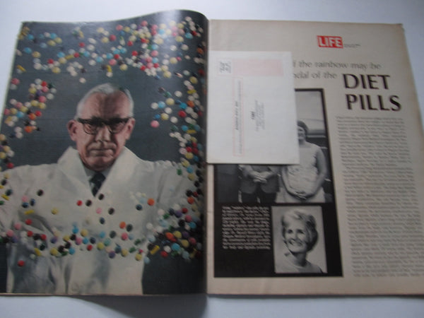 January 26, 1968, The Dangerous Diet Pills, LIFE Magazine