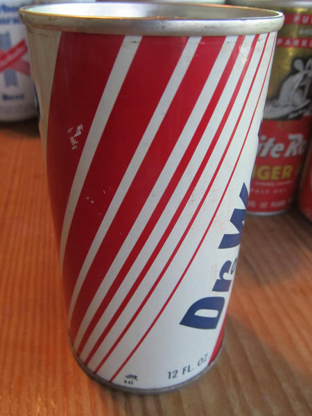 Dr Wells Aluminum Soda Can
