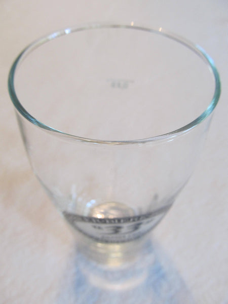 "33"" Extra Dry, Beer, Biere, Bier, Birra, Clear Glassware, Replacement, Beer Glasses, Bar Glasses, Beer Gifts, FREE Shipping"