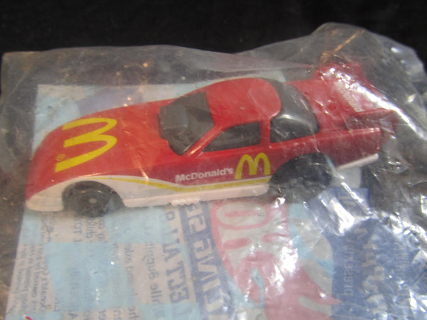 Funny Car, McDonalds, Racing Series, Hot Wheels, yellow diecast vehicles, Free Shipping
