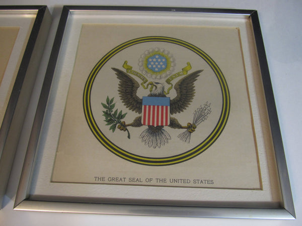 E Pluribus Unum, eagle, the great seal of USA