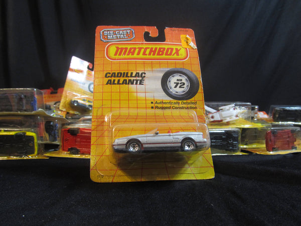 Cadillac Allante, MB 72, Matchbox Cars, Trucks, Vehicles, Diecast Cars, Car Models, FREE Shipping