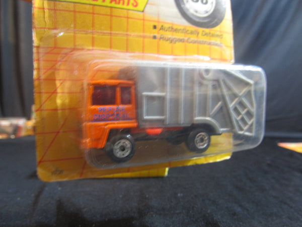 Refuse Truck MB 36, Moving parts, Trash Truck, Recycling Truck, Matchbox Cars, Trucks, Vehicles, Diecast Cars, Car Models, FREE Shipping